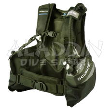 Rent a BCD (buoyancy control device)